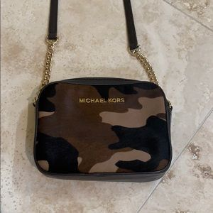 Michael Kors small cross body purse perf 4 events